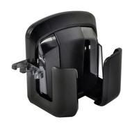 Держатель телефона на дефлектор SKYWAY 360°,черный