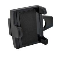 Держатель телефона на дефлектор SKYWAY (шир.45-70мм) черный