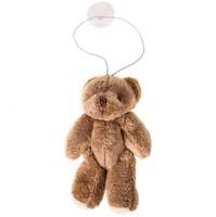 Ароматизатор-игрушка  SKYWAY Медвежонок Черный лед