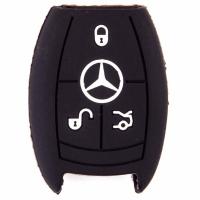Чехол на ключ автомобильный SW силиконовый MERCEDES