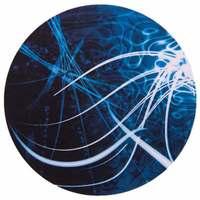 Чехол запасного колеса Абстракция R15 диаметр 67см SKYWAY экокожа (полиэстер)