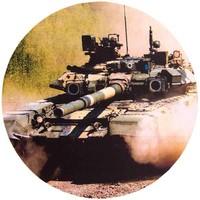Чехол запасного колеса Танк R15 диаметр 67см SKYWAY экокожа (полиэстер)