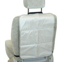 Защита спинки сиденья ПВХ SKYWAY 3-х слойная Бежевая