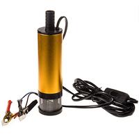 Насос перекачки топлива 12V для солярки 51 мм 30 л/мин с фильтром SKYWAY