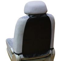 Защита спинки сиденья ПВХ SKYWAY Черная 55*37см