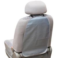 Защита спинки сиденья ПВХ SKYWAY Серая 55*37см