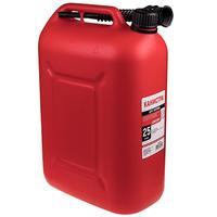 Канистра для бензина SKYWAY 25л пластик усиленная