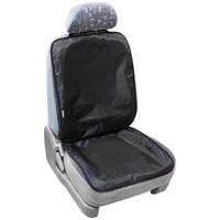 Накидка защитная под детское кресло SKYWAY со спинкой Черный