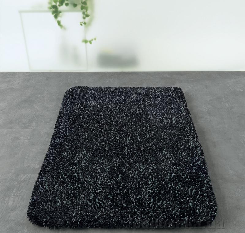 Купить коврик в ванную черный
