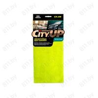 """Салфетка из микрофибры """"City Up"""" СА-108 полотенце для техники, 42х64 см /120"""