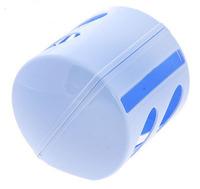 """Держатель для туалетной бумаги """"Aqua"""" (голубая лагуна)"""