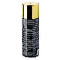 Краска аэрозоль 400мл, золотистый металлик, яркое золото (9003/BG)