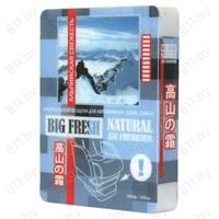 """Ароматизатор """"FKVJP"""" под сидение """"BIG FRESH"""" BF 18 альпийская свежесть, 200 г /40"""