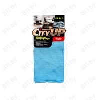 """Салфетка из микрофибры """"City Up"""" СА-111 """"X-POWER"""" 35х40 см /200"""