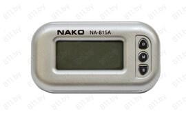 """Часы автомобильные """"NAKO"""" NA-815А с будильником /200"""