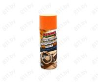 """Очиститель и кондиционер кожи """"RUNWAY"""" RW6124 аэрозоль, 400 мл /12"""