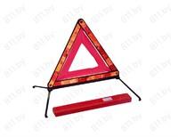 Знак аварийной остановки, большой, c оракалом, пластиковый узкий пенал (46120) /20