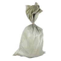 Мешок для строительного мусора полипропиленовый, зеленый, 95х55см 669-032