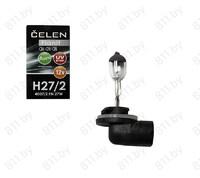 """Лампа """"CELEN"""" Halogen Fianit+35% Long life Н27/2, 12В, 27Вт, прозрачная, UV-stop (4007/2 FN)"""
