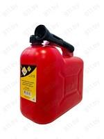 """Канистра пластиковая для технических жидкостей, красная 10 л """"ГЛАВДОР"""" GL-321 /16"""