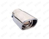 Насадка на глушитель D1026, нержавеющая сталь /120