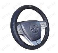 """Оплетка рулевого колеса H&R (M) """"BUGATTI"""" 30481 синий /14"""