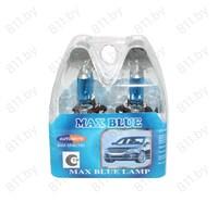 """Лампа 12 В, 9006, 55 Вт, """"AUTOBRITE"""" P22D Max Blue /5/100"""