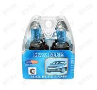 """Лампа 12 В, 9007, 65/55 Вт, """"AUTOBRITE"""" P29T Max Blue /5/100"""