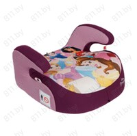 """Сиденье деткое автомобильное """"SIGER"""" Disney Бустер, Принцесса, фиолетовый, 3 группа 6-12 лет /5"""
