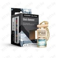 """Ароматизатор """"FOUETTE"""" подвесной в стеклянном флаконе AG-02 """"Black Diamond"""" /30"""
