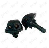 Жиклеры омывателя двойные, универсальные, в пакете (20 шт.) 01656