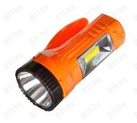 """Фонарь-прожектор """"FocusRay"""" 1215 с боковым светом, аккумулятор 4,3V, 600 mAh /40/80"""