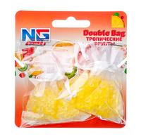 Ароматизатор воздуха пакетики Double Bag, тропические фрукты