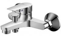 Смеситель ZOLLEN BERGEN (арт. BE61610141) для ванны короткий изл. с аксессуарами